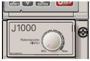 安川J1000變頻器