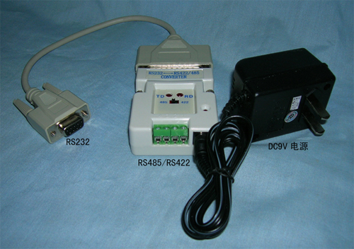 RS232到RS485/RS422轉換器(有源)