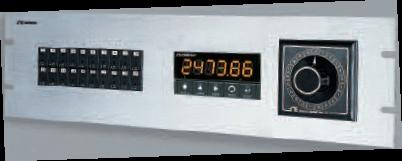 19MJP系列连接器面板 美国omega嵌入式热电偶插座面板系统