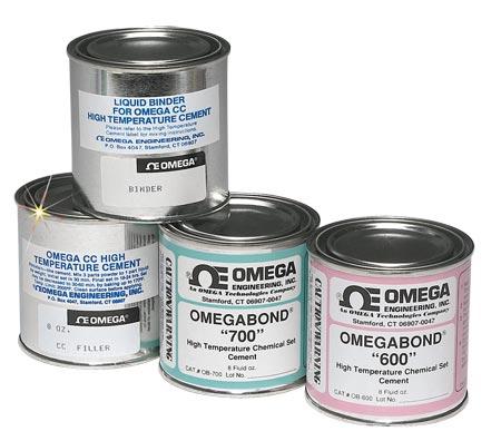OB-600,OB-700导热胶 美国omega高温导热胶 高温导热硅脂