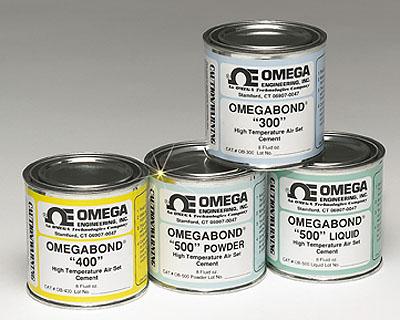 OB-300,OB-400导热胶 美国omega高温导热胶 高温导热硅脂