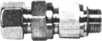 端直通单向阀--英制螺纹图片