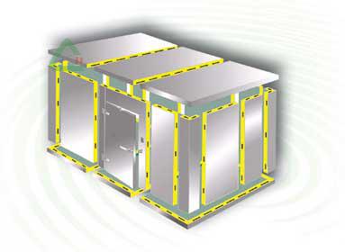 宏展步入式高低温交变湿热试验室