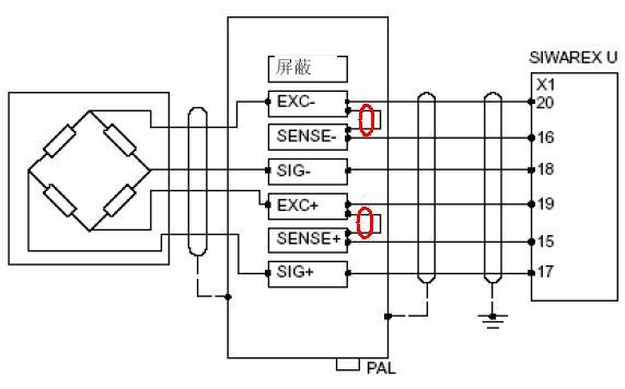 四线制称重传感器接线注意事项高清图片