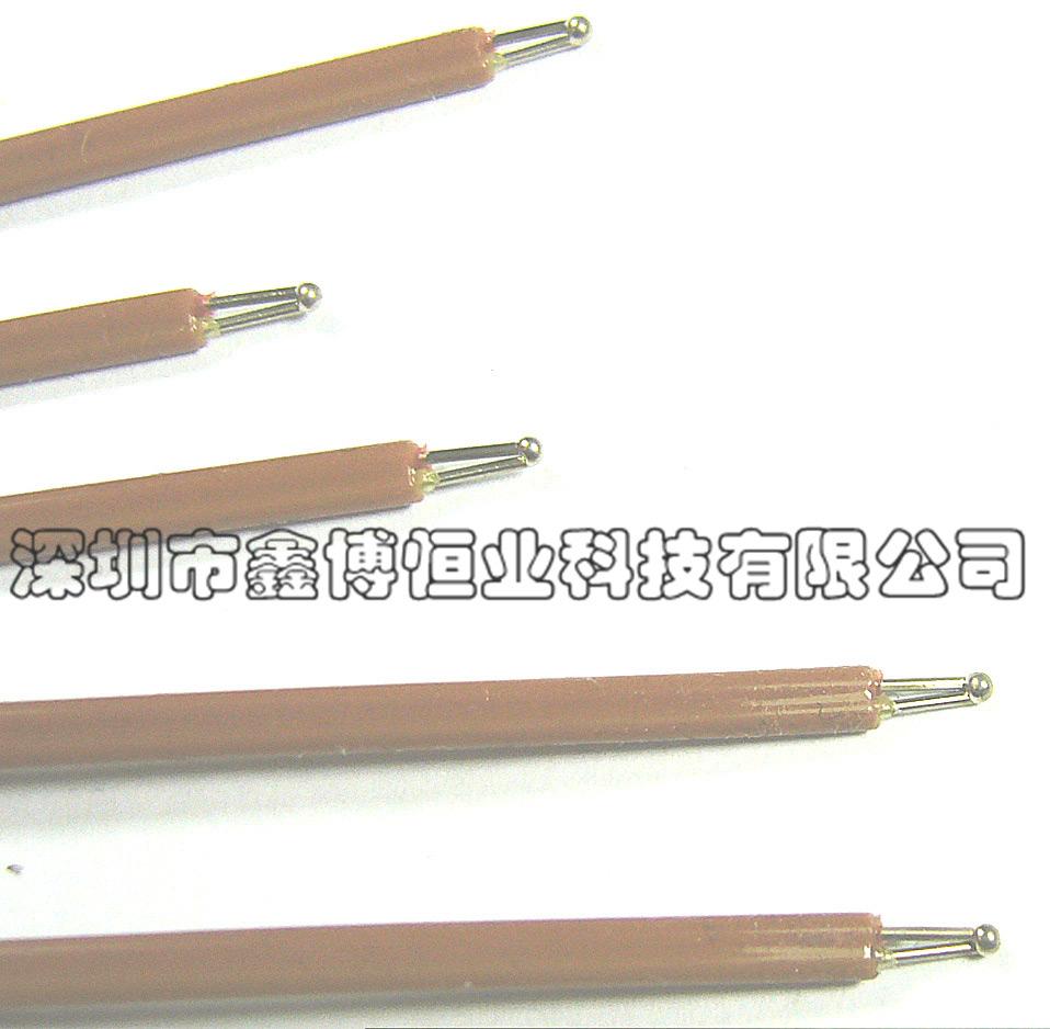 热电偶焊接机-焊点效果图