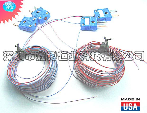 TT-T-30-SLE热电偶感温线 加工成品