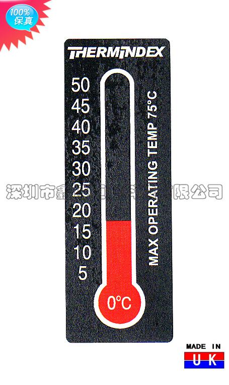 5-50度可逆测温纸
