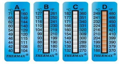 10格测温纸