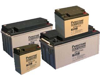 Powerson(保护神)电池MF12-65