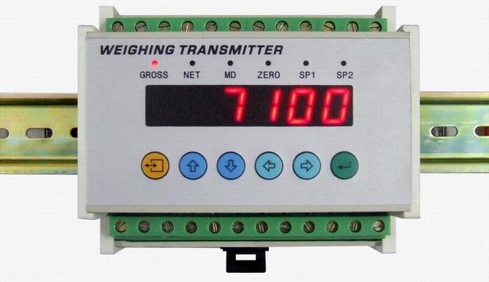 称重传感器变送器