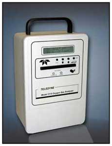 311PC 便携式氧分析仪