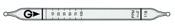 环己醇气体检测管118 Cyclohexanol