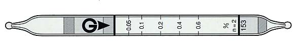 甲基异丁基酮检测管153