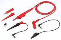 VPS100 電壓探頭組,100 MHz (紅、灰)