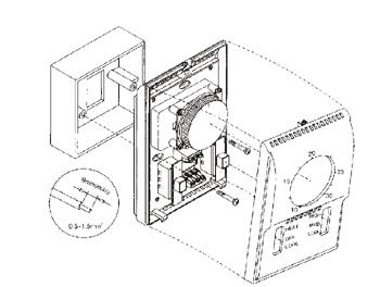 yk2000温度控制器产品概述    yk2000为开关型风阀控制器,应用于