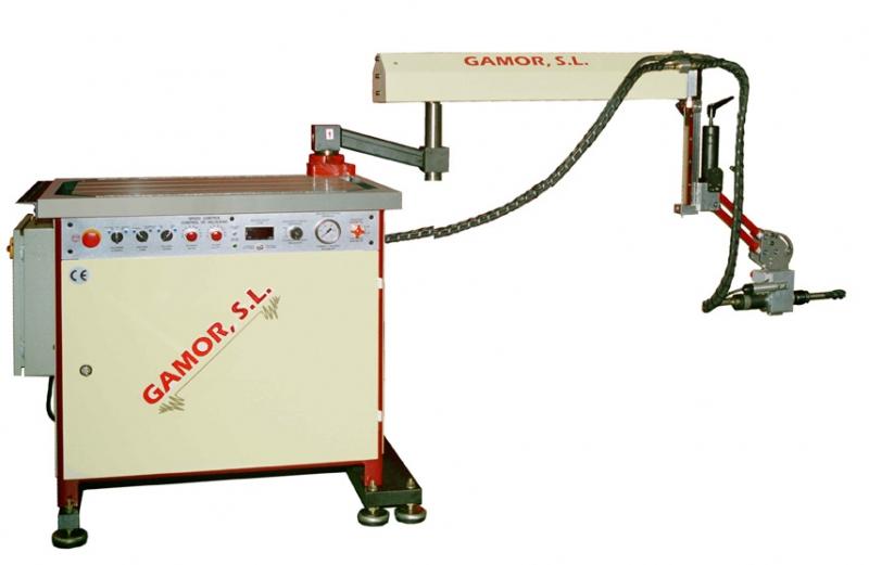 Gamor液压攻丝机
