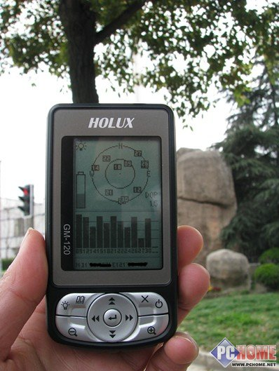 HOLUX GM-120评测