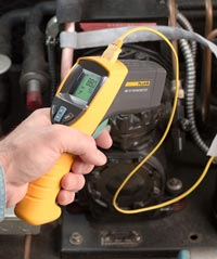美国福禄克FLUKE561红外线测温仪 FLUKE测温仪