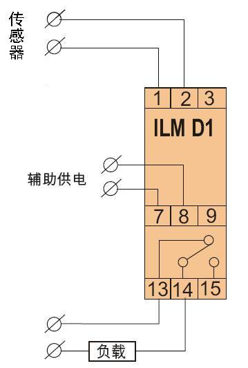 湿度(潜水泵)保护继电器