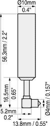 美国DeFelsko企业PosiTector 6000涂镀层测厚仪