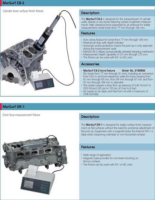 德国马尔M2小型粗糙度仪