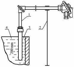 高温盐浴炉专用热电偶