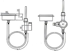 液體壓力式溫度計