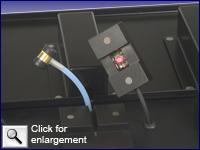 LED and Sensor Assembly