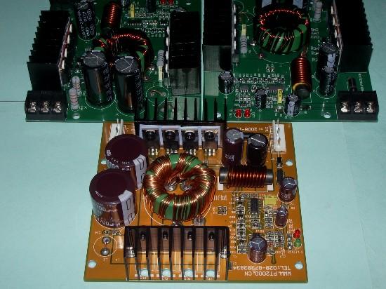 大功率汽车功放开关电源(单电源) pt-12de,pt-14de,pt