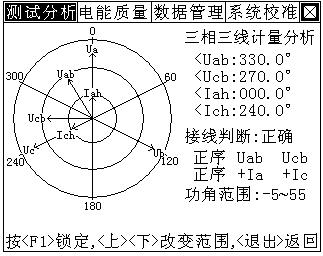 图十五、三线计量-六路钳形相位伏安表 LYDJ8000图片