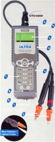蓄电池中文版电导测试仪