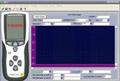 噪音计电脑软件操作界面