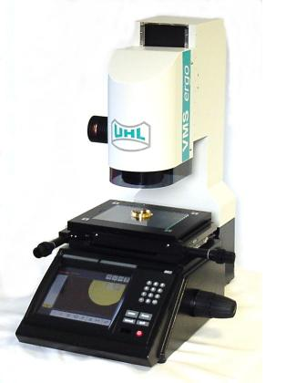 视频丈量显微镜