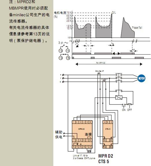 电机保护继电器