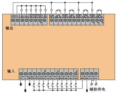 增压泵控制器