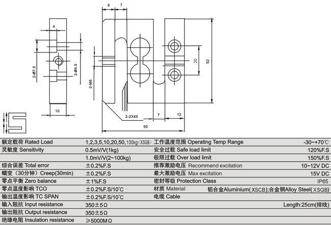轴销称重传感器·柱式称重传感器 拉力传感器·s型拉力传