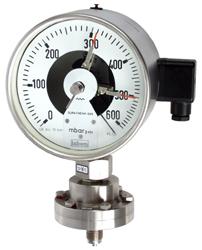 隔膜式压力表带电接点装置 型号:BE2200
