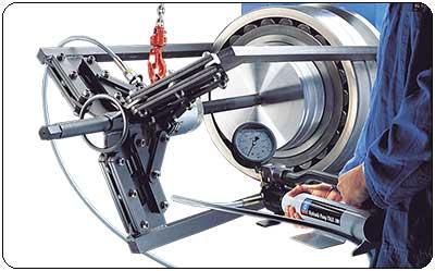 TMHP 15 液压助力重型爪式拉拔器SKF