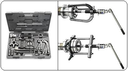 SKF液压助力组合式拉拔器套件TMHC 110E