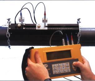 英国梅克罗尼(micronics)PF300超声波流量计