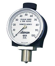 日本ASKER試験片測厚器 SDA-12型