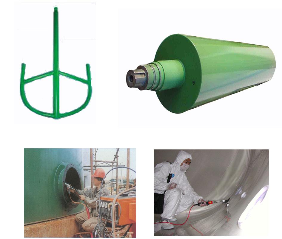 可熔性聚四氟乙烯(PFA)喷涂