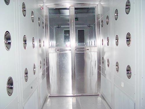 全不锈钢货淋室