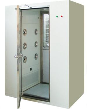 防静电烤漆板风淋室(风淋喷嘴、底板除外)
