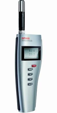 手持式温湿度仪