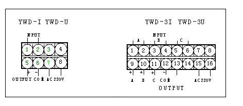 交流电压变送器图片