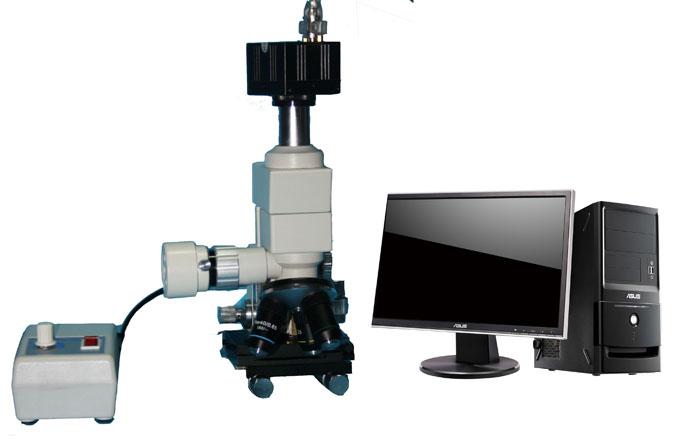 便携式金相显微镜 便携式金相显微镜    优点: 1,  设计紧凑,结构稳定