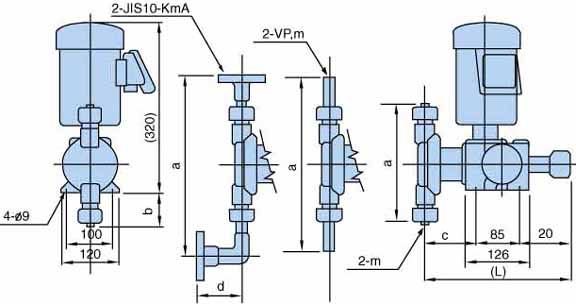 LK系列计量泵