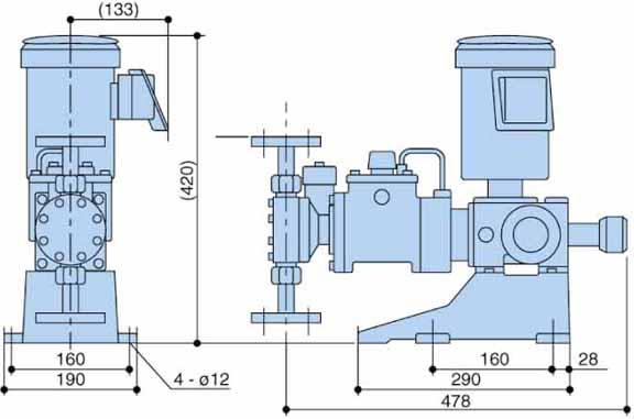 LX系列计量泵