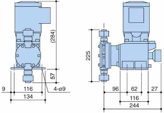 SK系列计量泵
